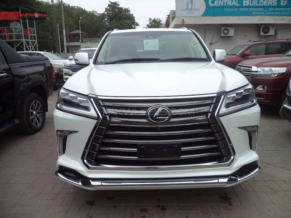 lexus lx series lx570 2017 for sale in karachi pakwheels. Black Bedroom Furniture Sets. Home Design Ideas