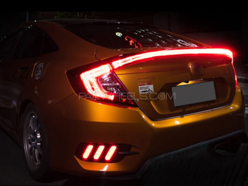 Honda Civic X Type R LED Trunk Light  in Lahore