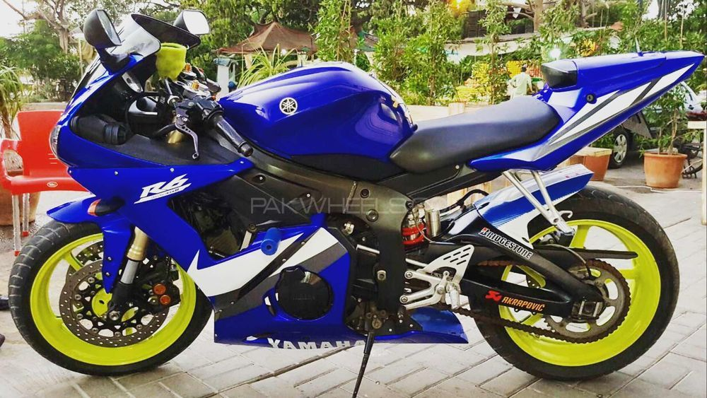 Yamaha Yzf R For Sale In Pakistan