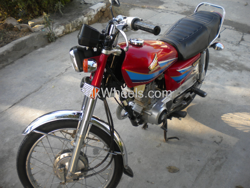 Used Honda CG-125 2008 Bike for sale in Islamabad - Used Bike 99831 - 1764612