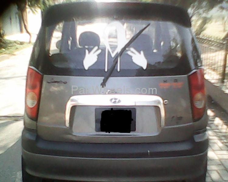 Hyundai Santro Club GV 2004 Image-6