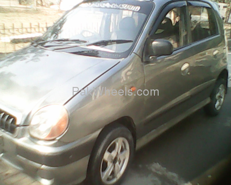 Hyundai Santro Club GV 2004 Image-9