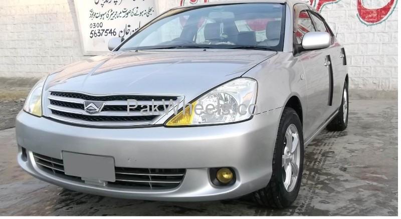 Toyota Allion A15 2003 Image-5
