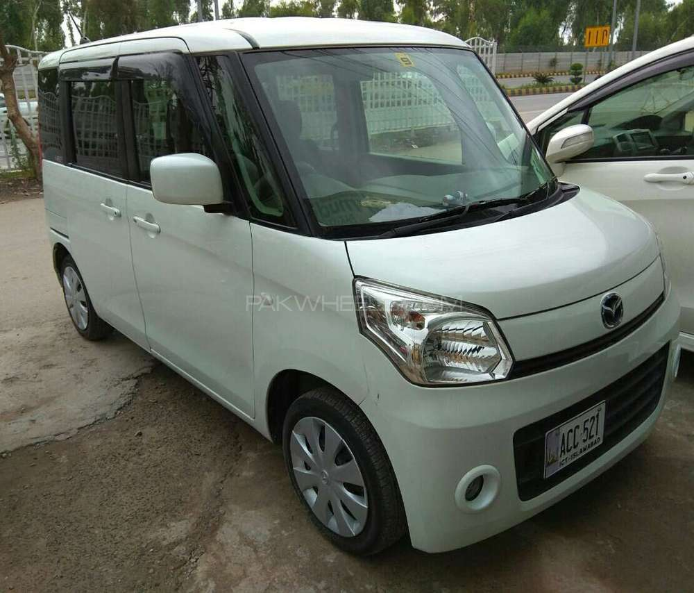 Mazda Flair Wagon XS 2013 Image-1