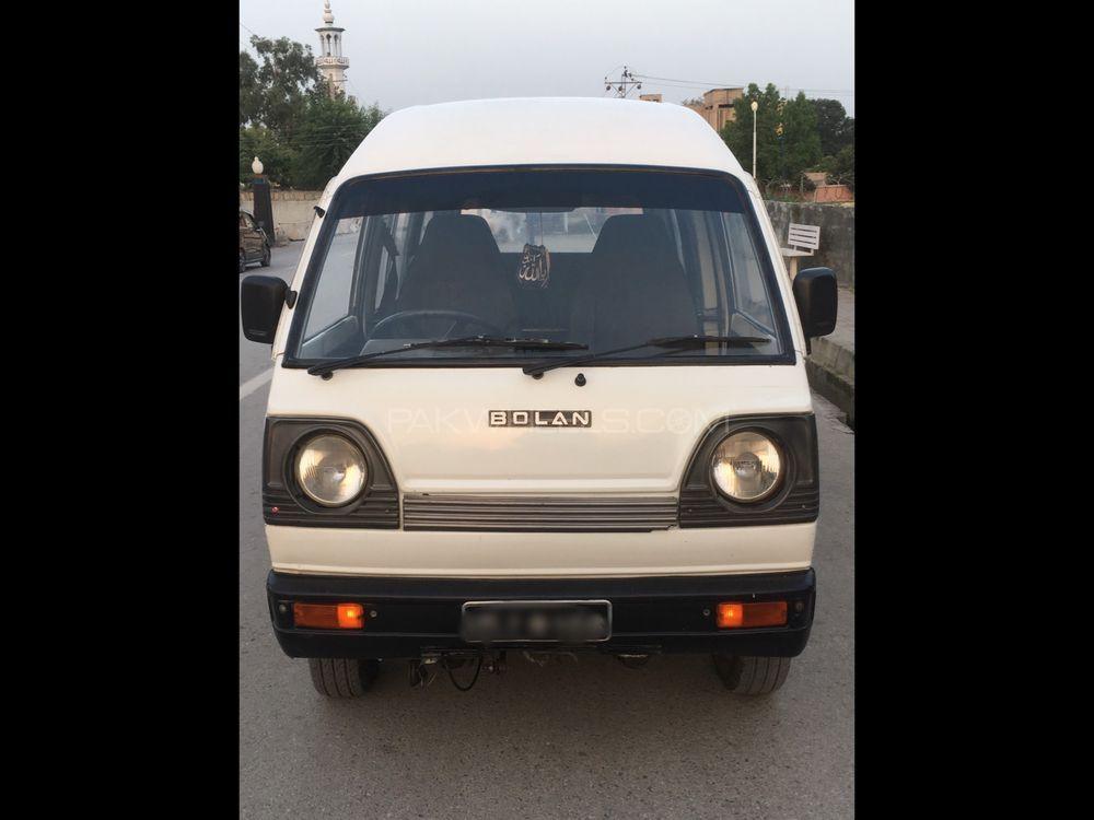 Suzuki Bolan 1999 Image-1