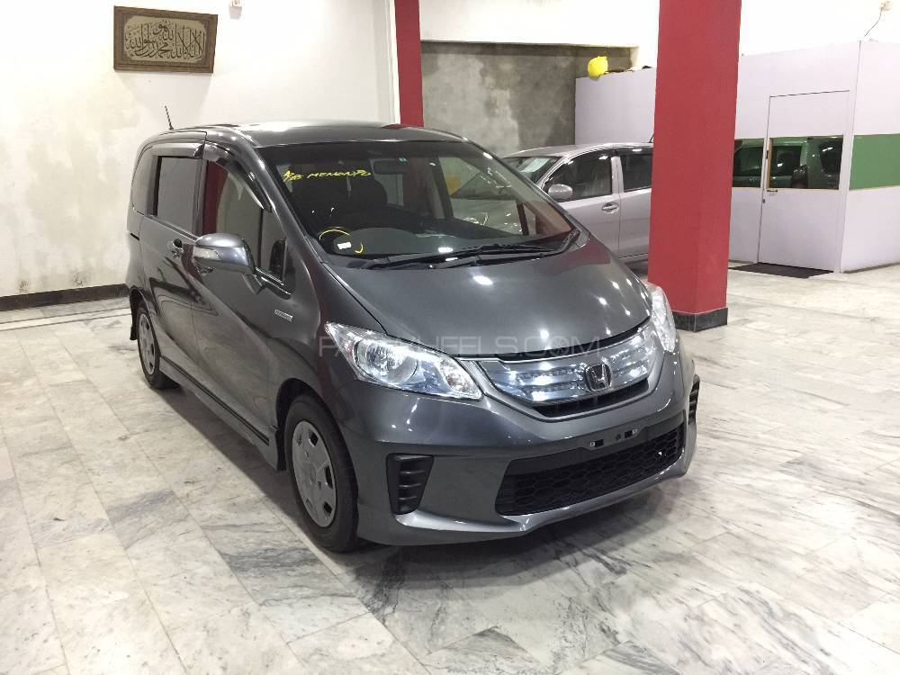 Honda Freed G L PACKAGE 2012 Image-1