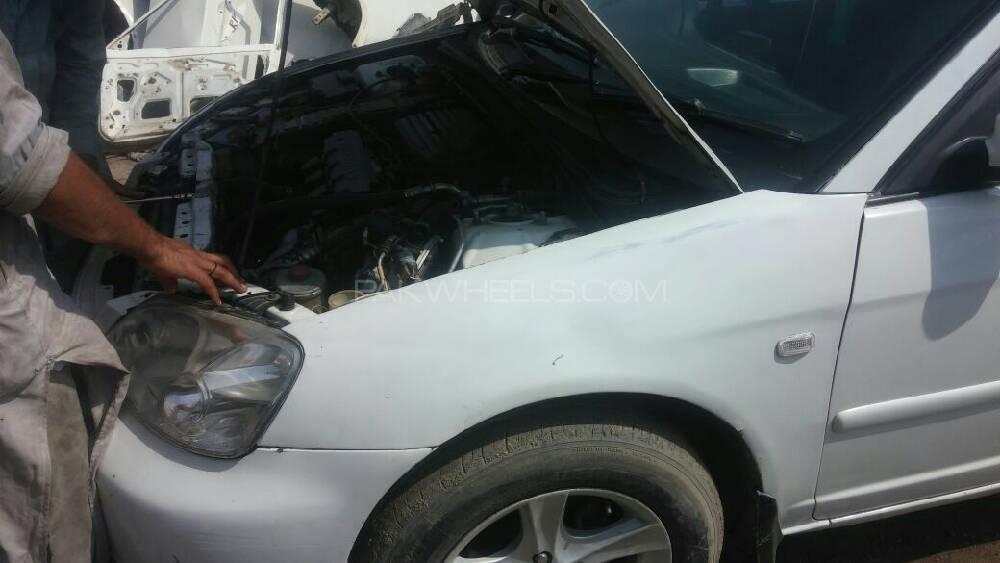 Honda Civic EXi Prosmatec 2001 Image-1