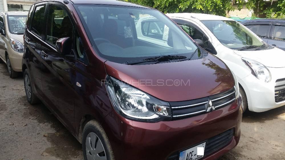 Mitsubishi Ek Wagon MX 2013 Image-1