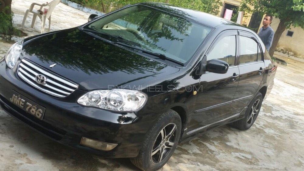 Toyota Corolla 2005 Image-1