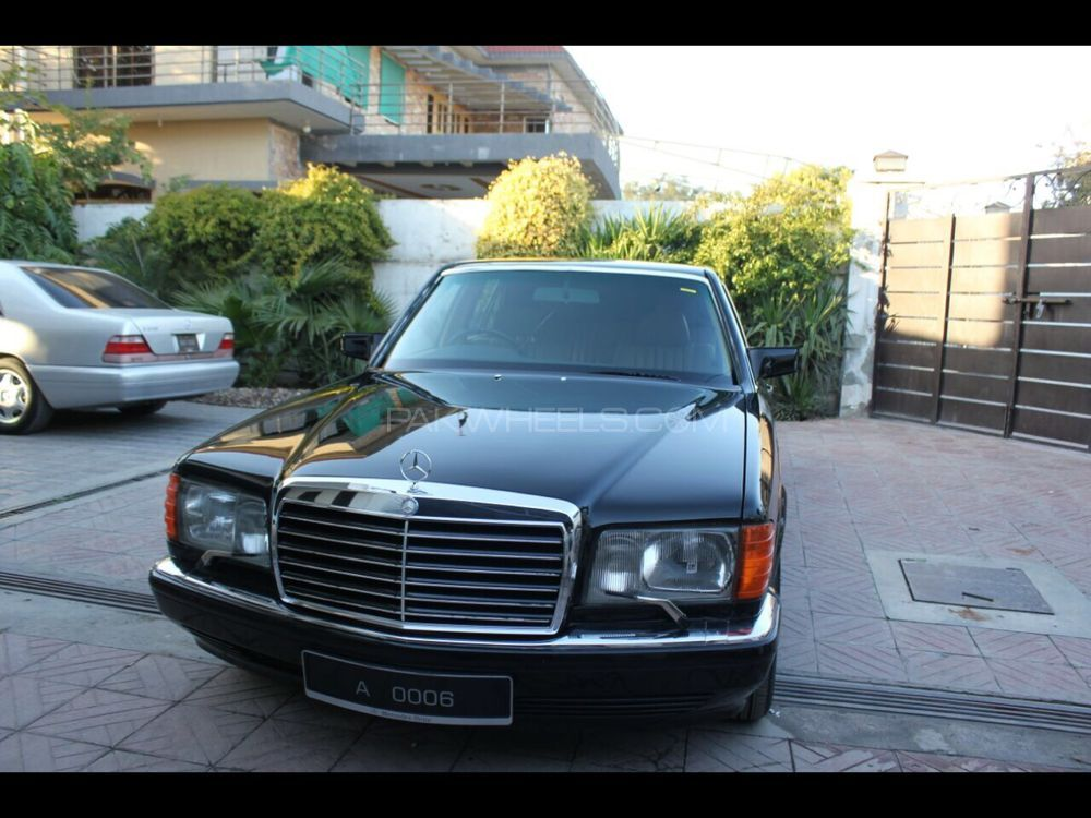 Mercedes benz s class 1981 for sale in islamabad pakwheels for Used mercedes benz rims for sale