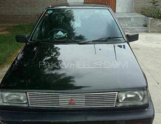 Mitsubishi Lancer Evolution 1989 Image-1
