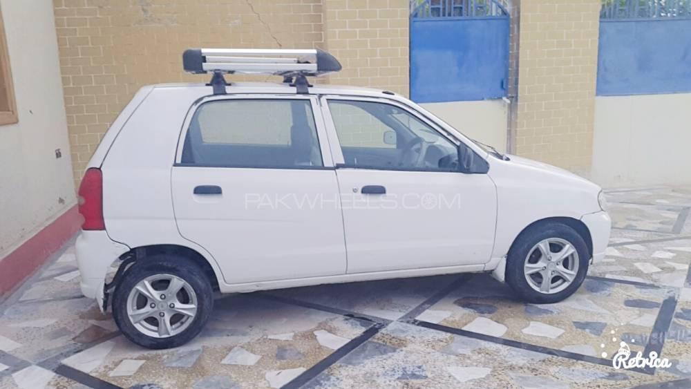 Suzuki Alto VXR (CNG) 2004 Image-1