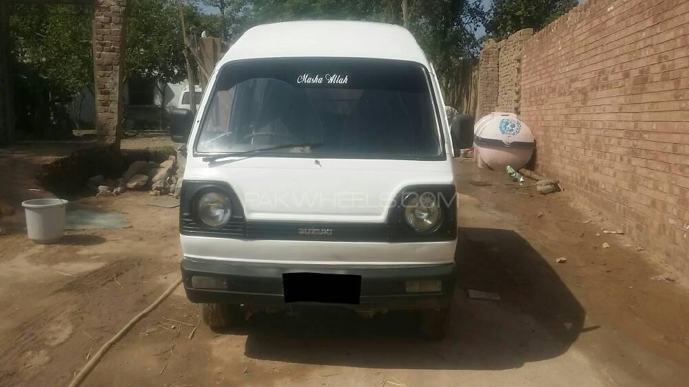 Suzuki Bolan VX (CNG) 2003 Image-1
