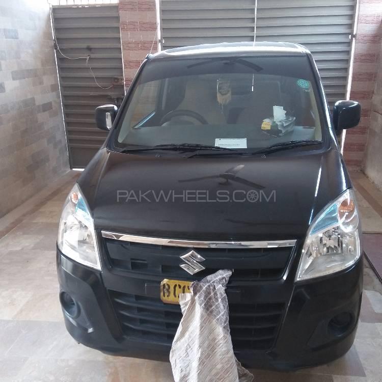 Suzuki Wagon R 2014 Image-1