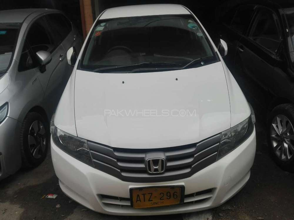 Honda City Aspire 1.3 i-VTEC 2010 Image-1