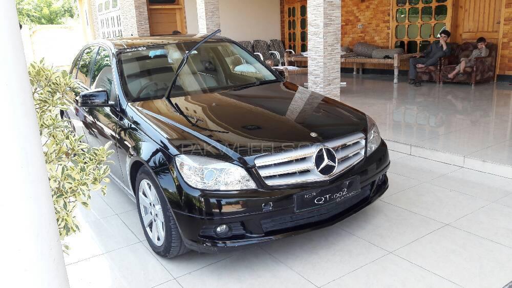 Mercedes Benz C Class C200 2009 Image-1