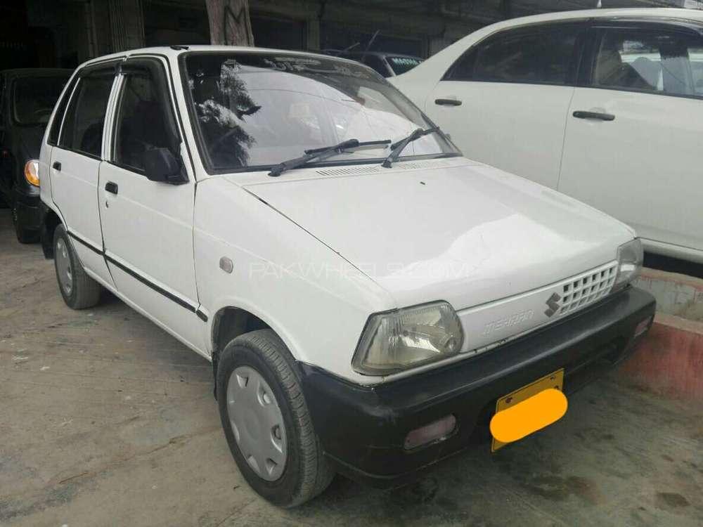 Suzuki Mehran VXR Euro II (CNG) 2012 Image-1