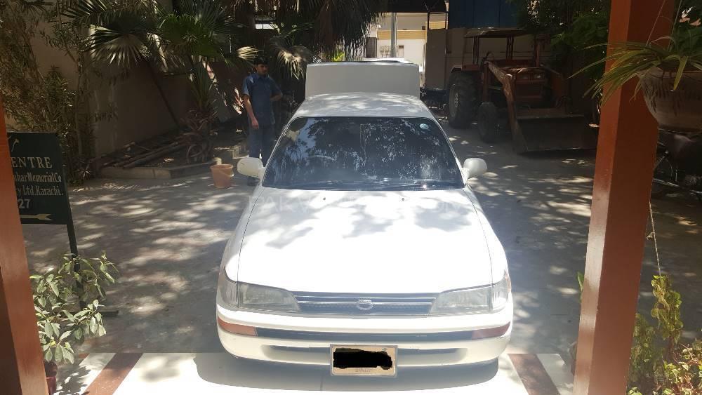 Toyota Corolla SE Limited 1993 Image-1