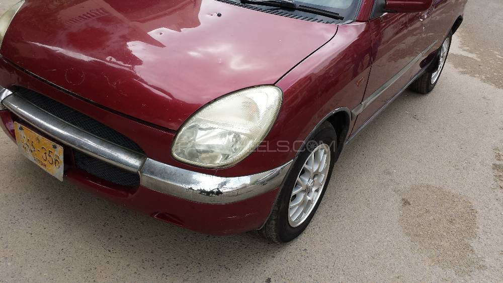 Toyota Duet 2006 Image-1