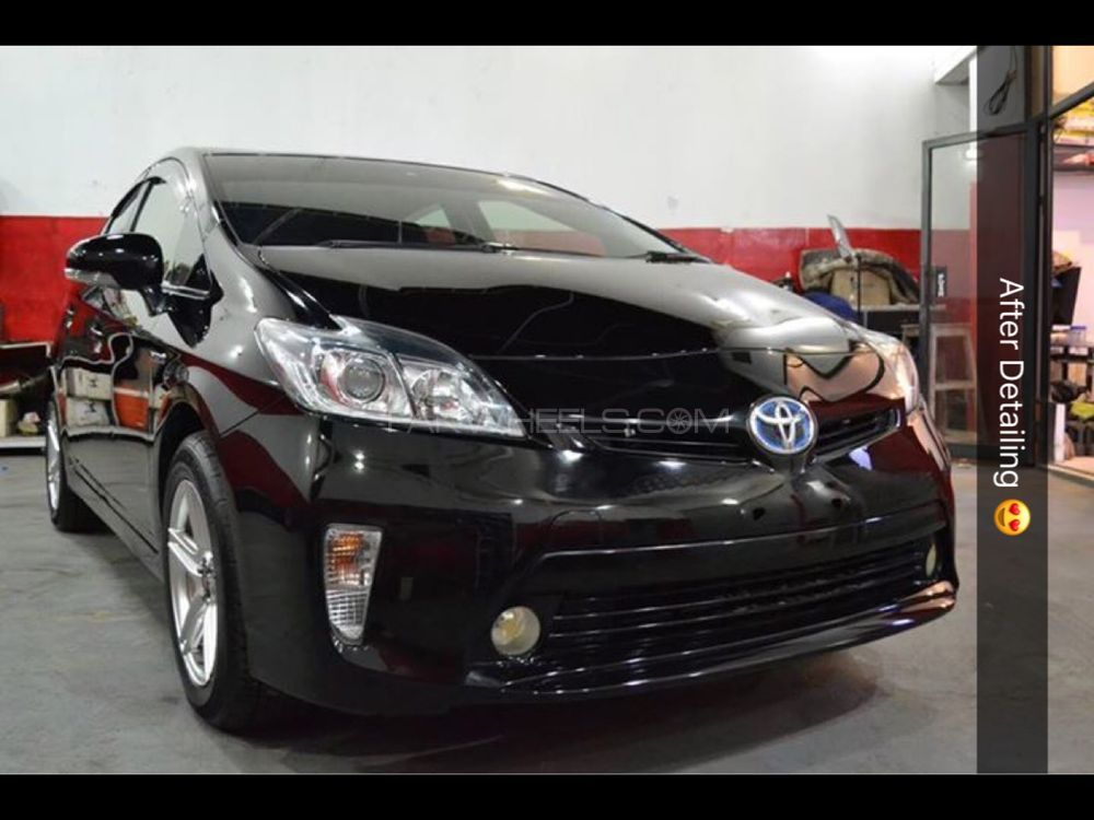 Toyota Prius S LED Edition 1.8 2012 Image-1