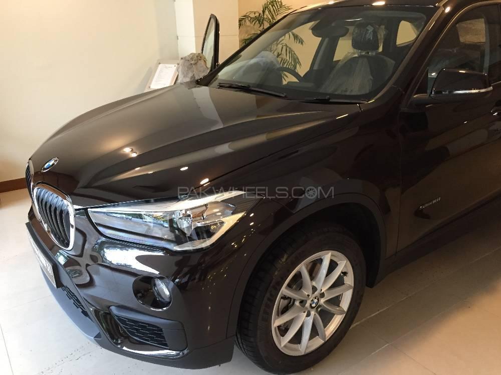 BMW X1 Series sDrive18i 2017 Image-1