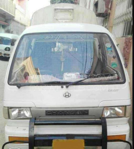 Changan Chitral 2010 Image-1
