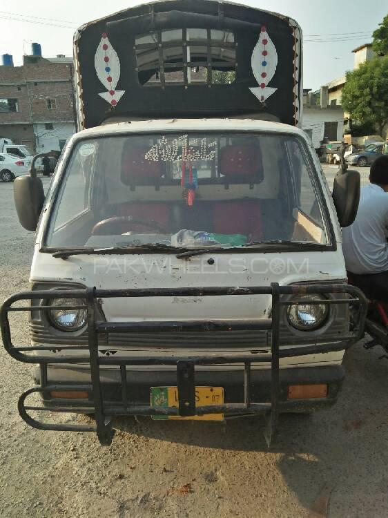 Suzuki Ravi 2007 Image-1