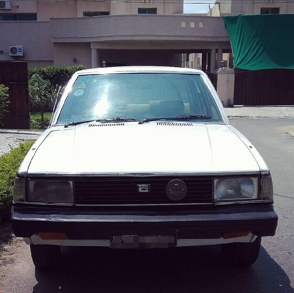 Toyota Corolla 1981 Image-1