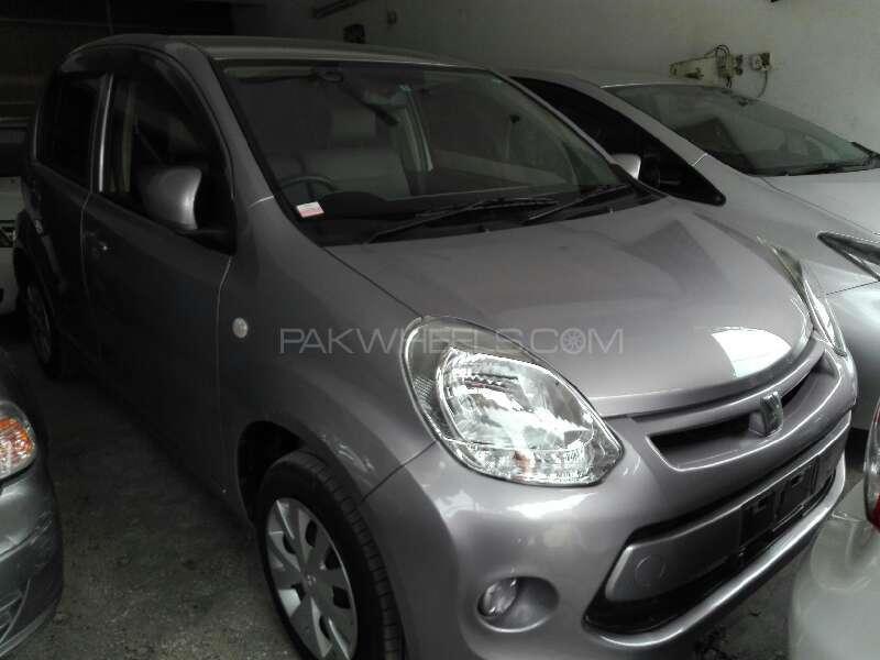 Toyota Passo 2015 Image-1