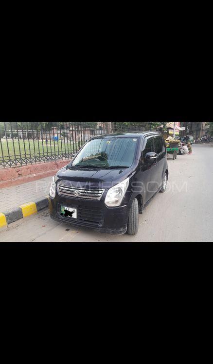 Suzuki Wagon R 2012 Image-1