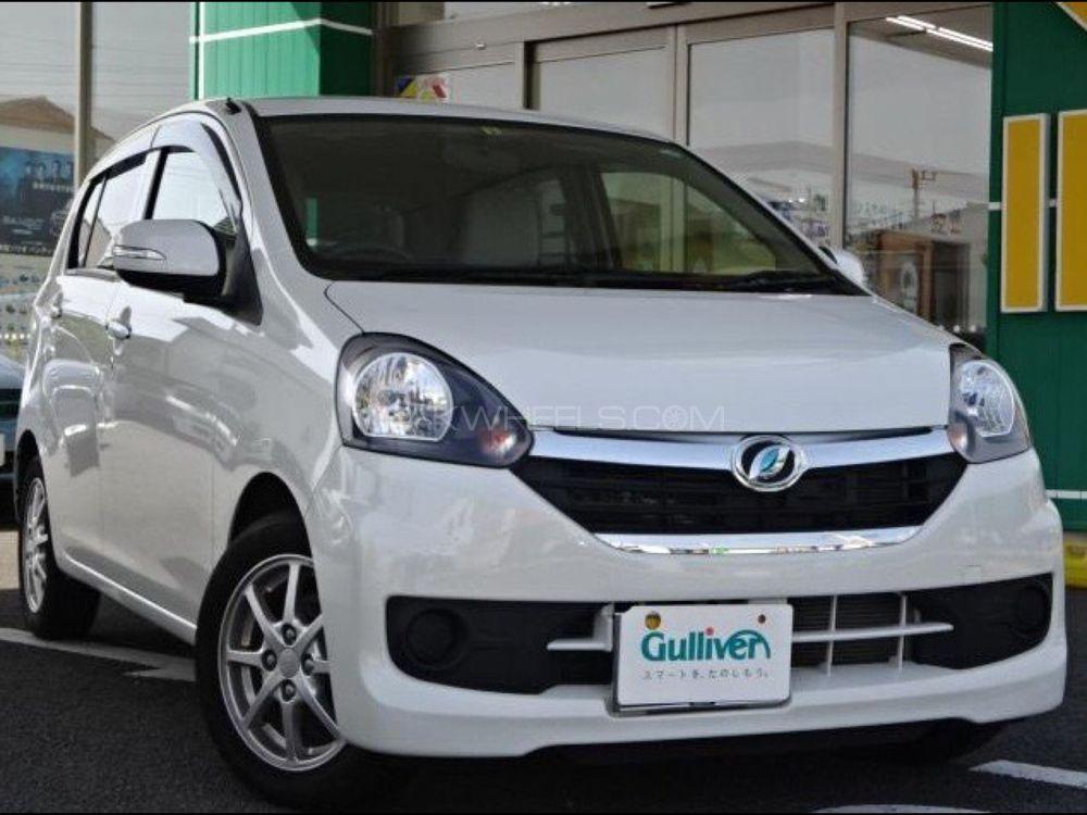 Daihatsu Mira G Smart Drive Package 2014 Image-1