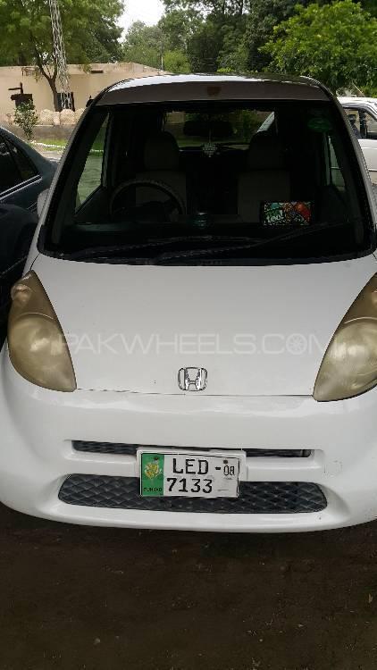 Honda Life C 2004 Image-1