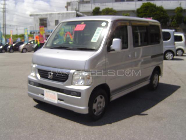 Honda Vamos G 2012 Image-1