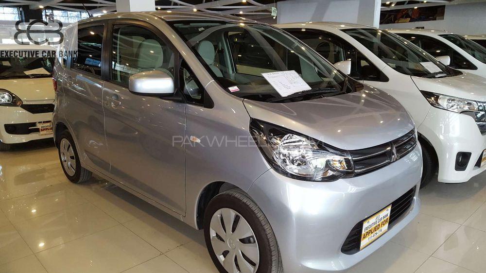 Mitsubishi Ek Wagon G 2014 Image-1