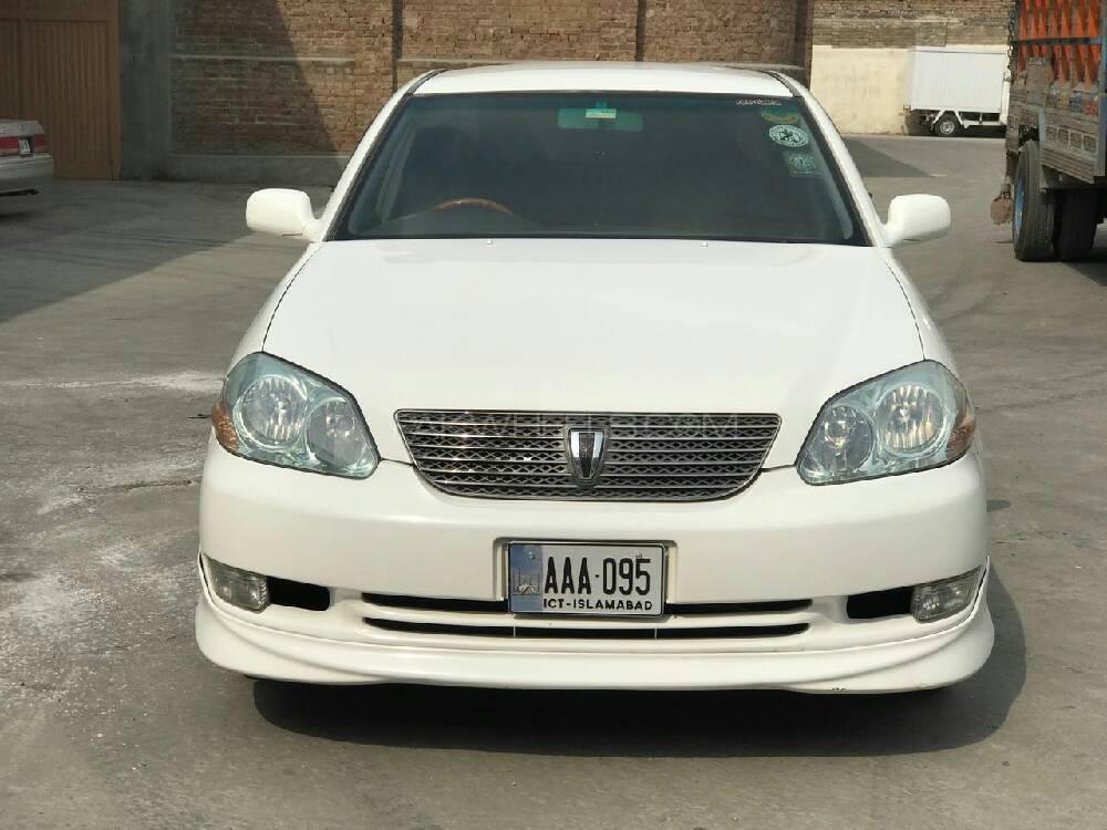 Toyota Mark II Grande 2.0 2001 Image-1