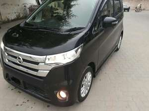 Black Nissan Dayz Highway Star Cars For Sale In Pakistan