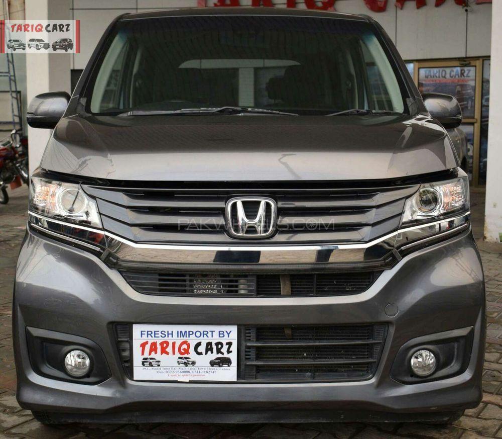 Honda N Wgn G L Package 2014 Image-1