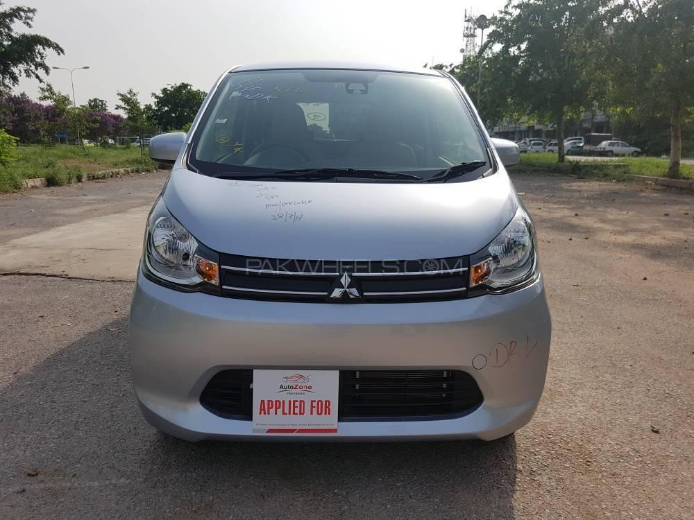 Mitsubishi Ek Wagon GS Marble Edition 2014 Image-1