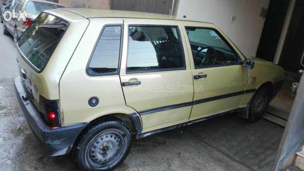Fiat Uno 2001 Image-1
