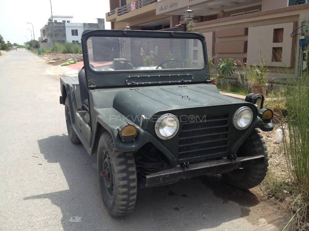 Jeep M 151 Standard 1977 Image-1