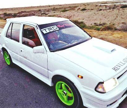 Toyota Starlet 1993 Image-1