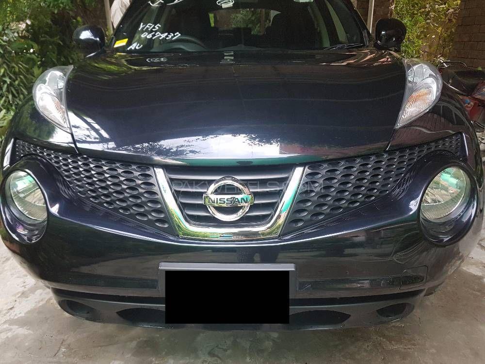 Nissan Juke 2012 Image-1