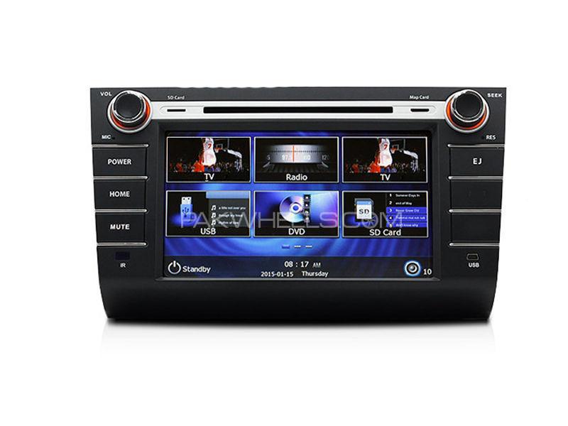 Premier HD Dvd Headunit For Suzuki Swift Image-1