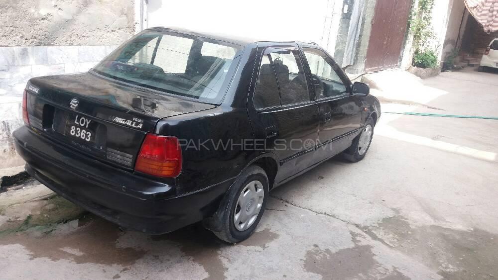 Suzuki Margalla GL Plus 1996 Image-1