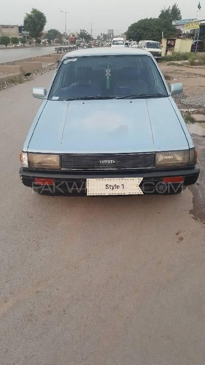 Toyota 86 1984 Image-1