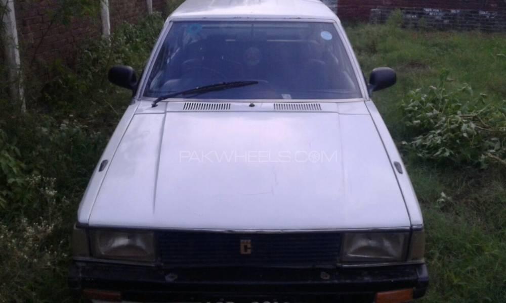Toyota Corolla 1983 Image-1