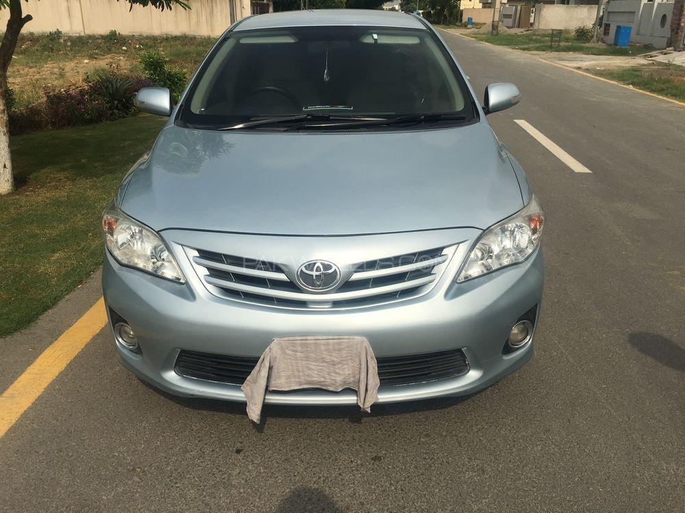 Toyota Corolla 2013 Image-1