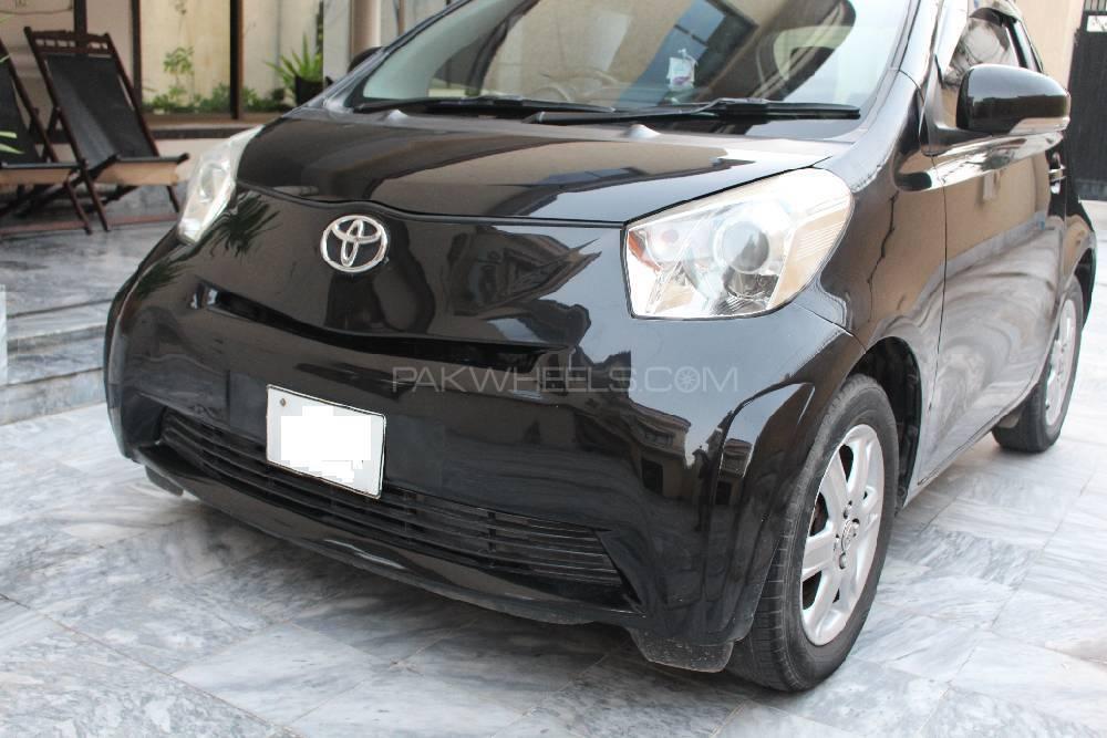 Toyota iQ 100G 2010 Image-1