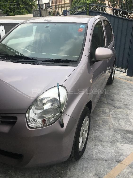 Toyota Passo X 2012 Image-1