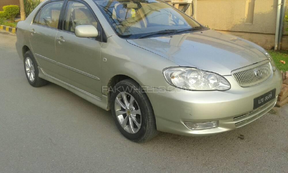 Toyota Corolla Altis Automatic 1.8 2005 Image-1